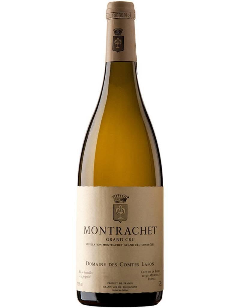 Domaine des Comtes Lafon 2018 Montrachet Grand Cru, Burgundy, France