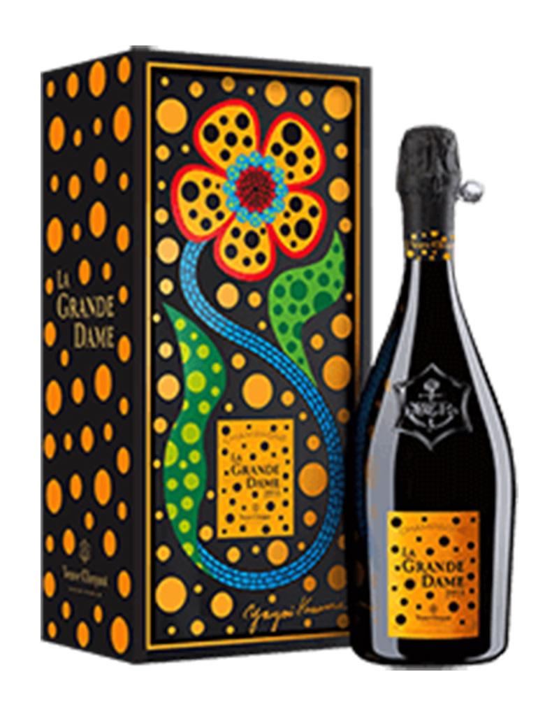 Veuve Clicquot Veuve Clicquot 2012 Ponsardin La Grande Dame Brut by Yayoi Kusama Champagne, France
