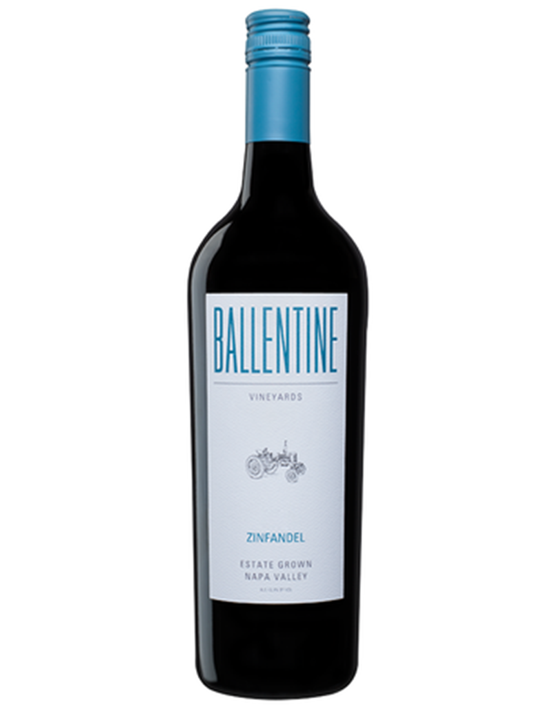 Ballentine Vineyards 2017 Zinfandel, Napa Valley, California