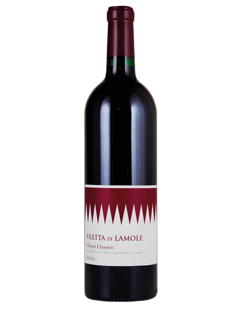 Fontodi Vineyards Fontodi 2018 'Filetta di Lamole' Chianti Classico DOCG, Italy [Organic]