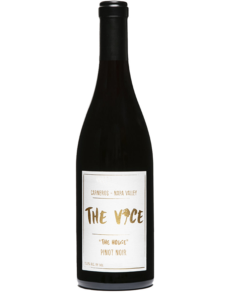 The Vice 2019 'The House' Pinot Noir, Carneros, Napa Valley, California