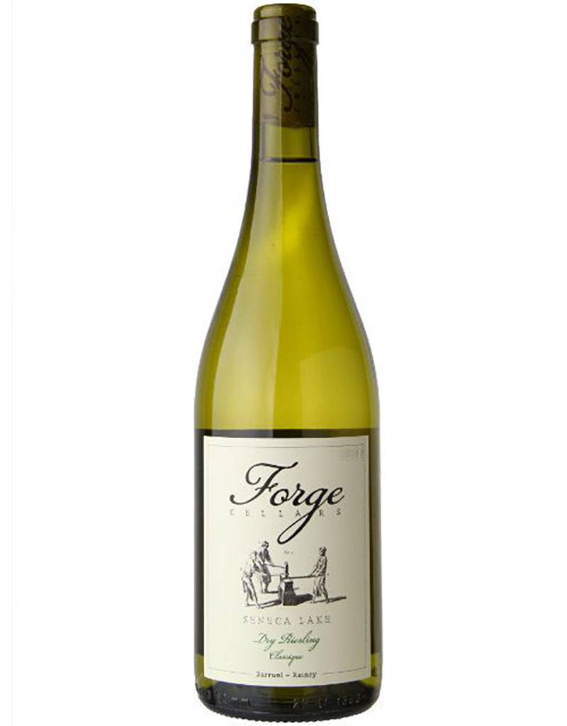 Forge Cellars 2019 Dry Riesling Classique, Finger Lakes, New York