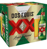 Dos Equis XX Lager Especial Beer, 12pk Bottles