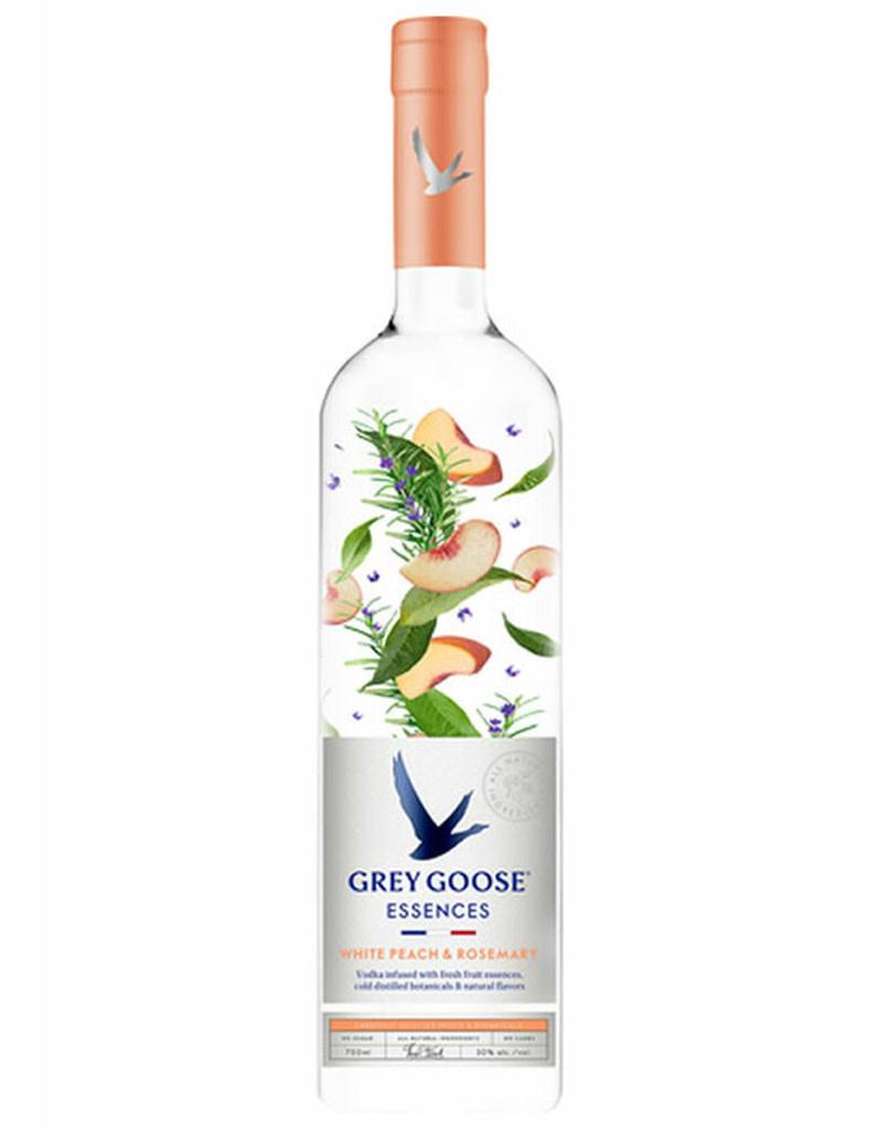 Grey Goose Essences White Peach & Rosemary Vodka, France