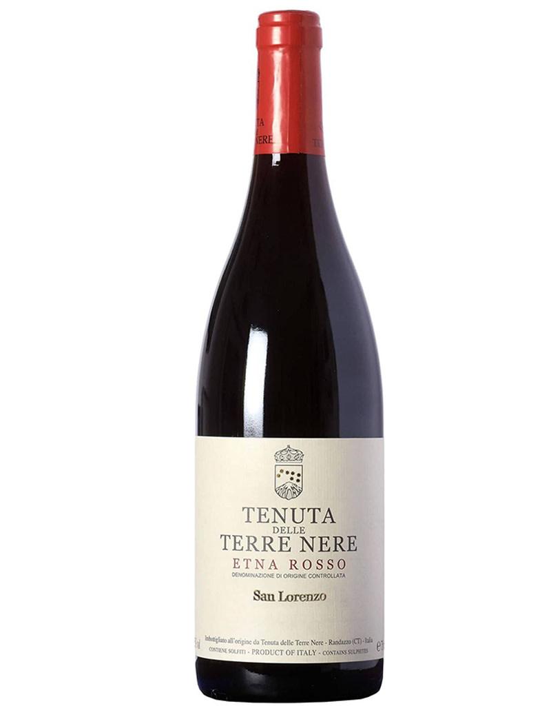 Tenuta delle Terre Nere 2019 San Lorenzo, Etna Rosso, Sicily, Italy