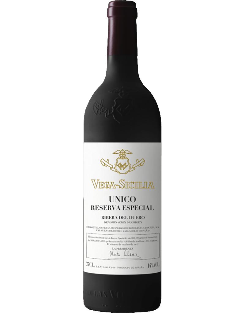 Vega Sicilia Unico Reserva Especial, 2020 Release, Ribera del Duero, Spain