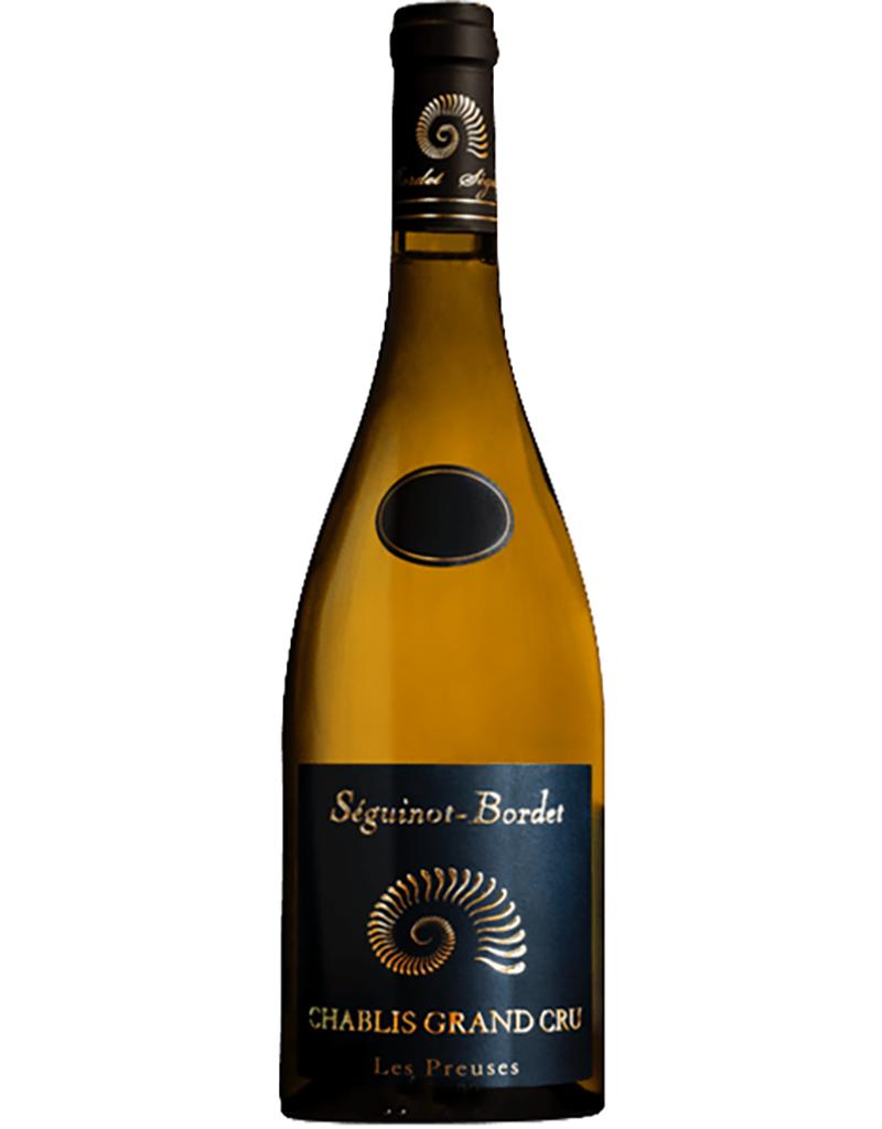 Domaine Seguinot Domaine Séguinot-Bordet 2019 Les Preuses Vieilles Vignes, Chablis Grand Cru, France
