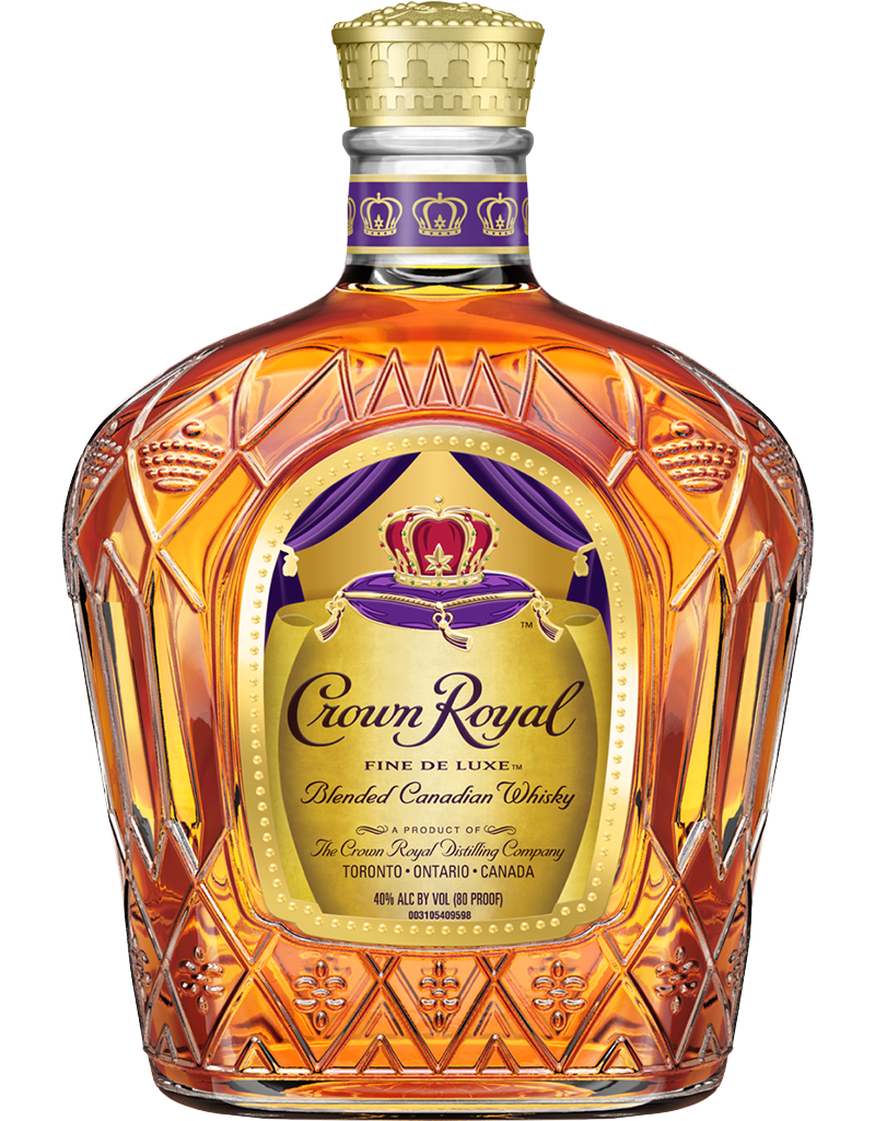 Crown Royal Crown Royal Blended Canadian Whisky, Canada