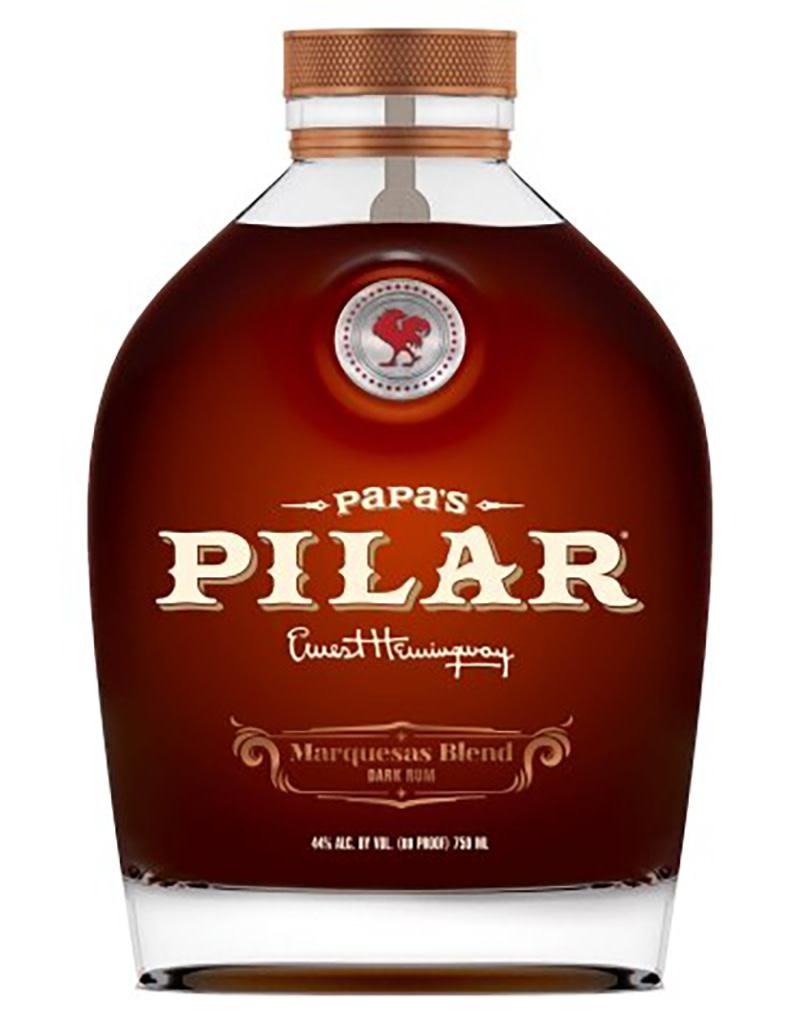 Papa's Pilar Papa's Pilar Marquesas Blend, Dark Rum, Florida