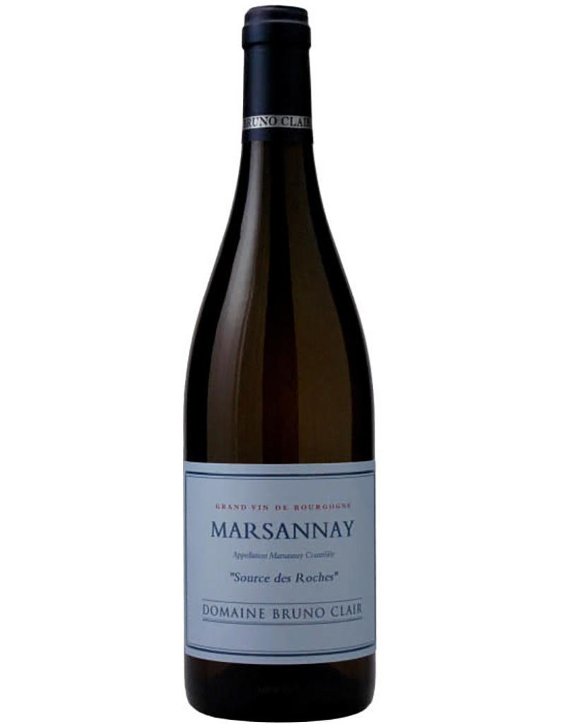 Domaine Bruno Clair 2017 'Sources Des Roches' Marsannay Blanc, Burgundy, France