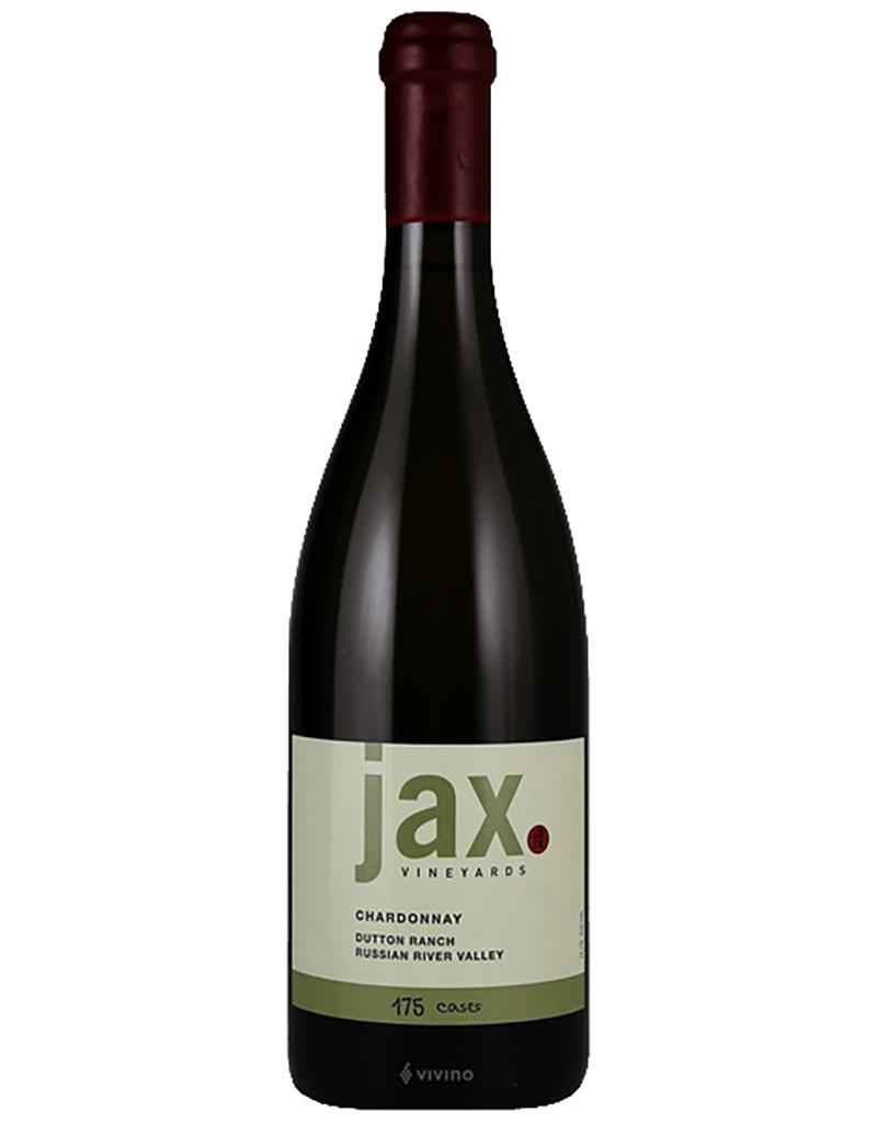 JAX Vineyards JAX Vineyards 2019 Dutton Ranch Chardonnay, Russian River Valley, California