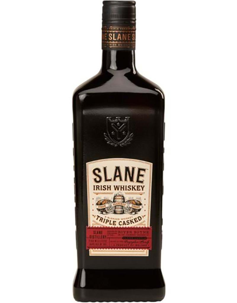 Slane Triple Casked Irish Whiskey, Ireland