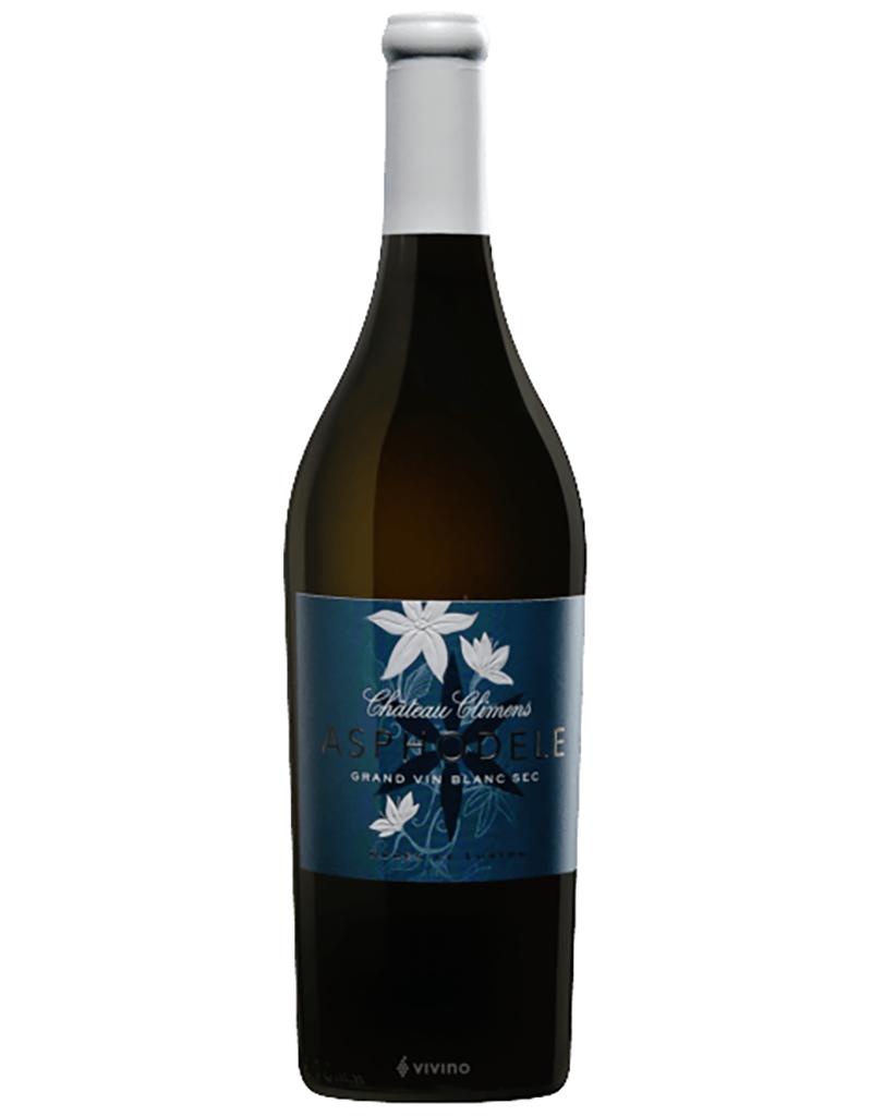Château Climens 2019 'Asphodele' Grand Vin Blanc Sec, Bordeaux, France