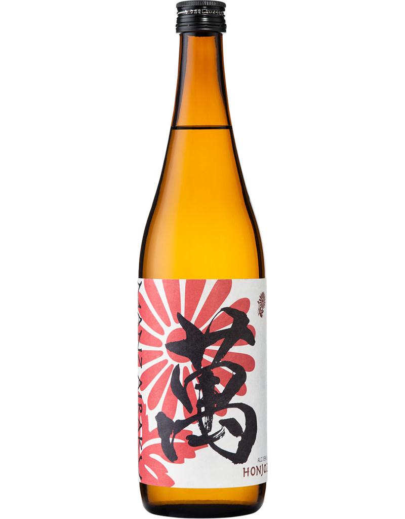 Manzairaku Honjozo Sake, Japan 720mL