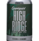 Copperpoint Brewing Co. High Ridge West Coast IPA 6pk, Cans