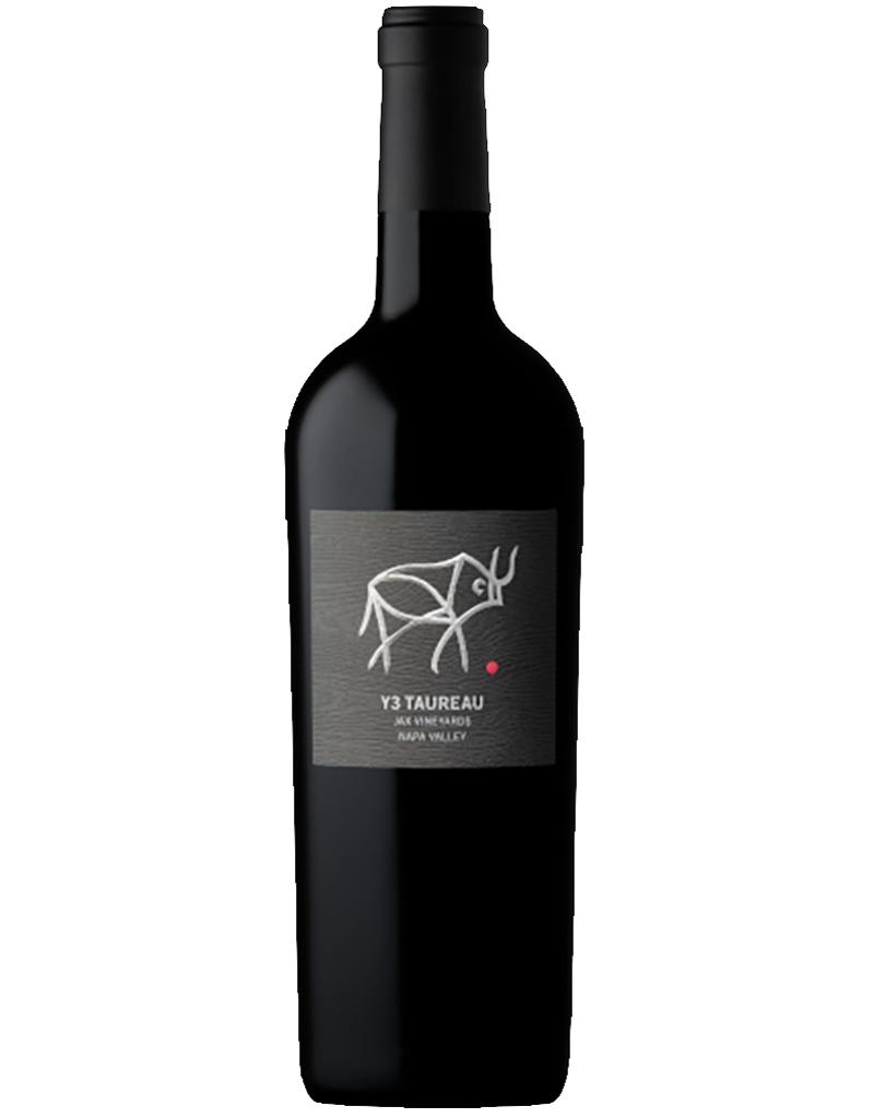 JAX Vineyards Y3 Taureau by JAX 2018 Red Blend, Napa Valley, California