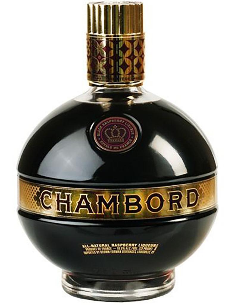 CHAMBORD Black Raspberry Liqueur, France