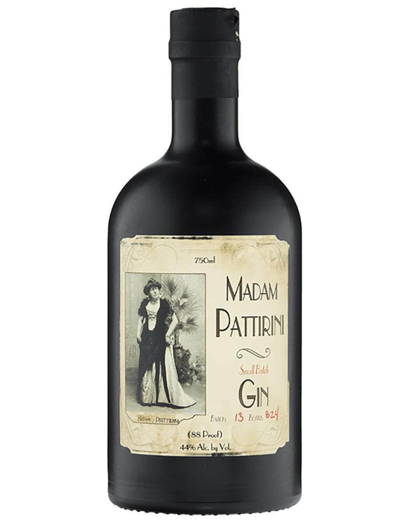 Madam Pattirini Small Batch Gin, Utah