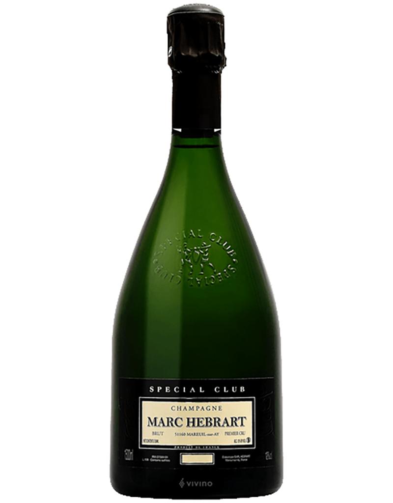 Marc Hebrart Marc Hebrart 2016 Spécial Club Brut Millésime, Champagne, France