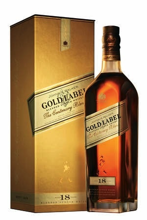 Johnnie Walker Johnnie Walker 18 Year Gold Label, Scotland