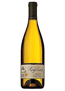 King Estate King Estate 2017 Pinot Gris, Oregon