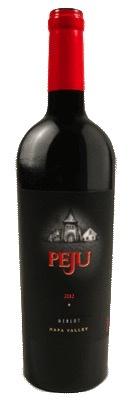 Peju Province Winery Peju 2014 Merlot, Napa Valley