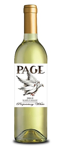 Page Wine Cellars Page Wine Cellars 2014 Proprietary White