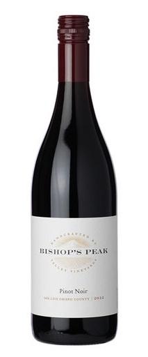 Bishops Peak Bishops Peak 2014 Pinot Noir
