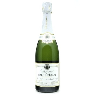 Marc Hebrart Champagne Marc Hebrart NV Cuvee de Reserve Brut, 375mL