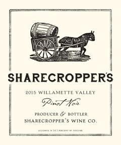 Owen Roe Winery Owen Roe Winery 'Sharecropper's' 2015 Pinot Noir, Willamette, OR