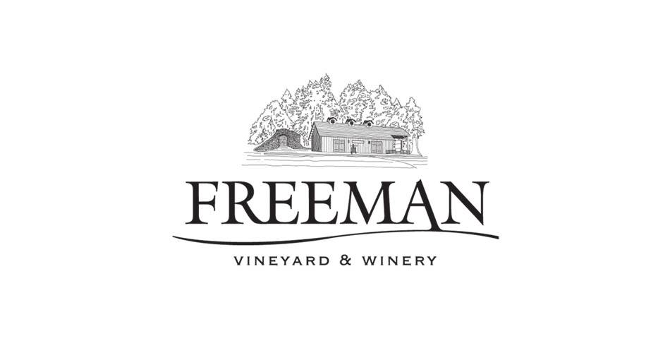 Freeman Winery Chardonnay & Pinot Noir Tasting