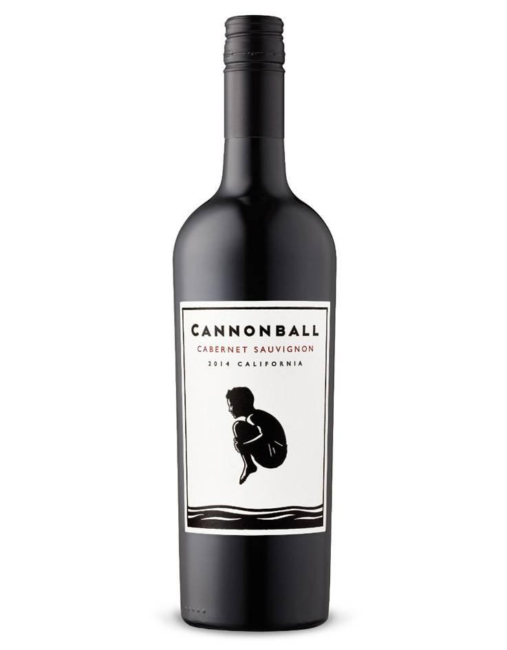 Cannonball Winery Cannonball 2018 Cabernet Sauvignon, California
