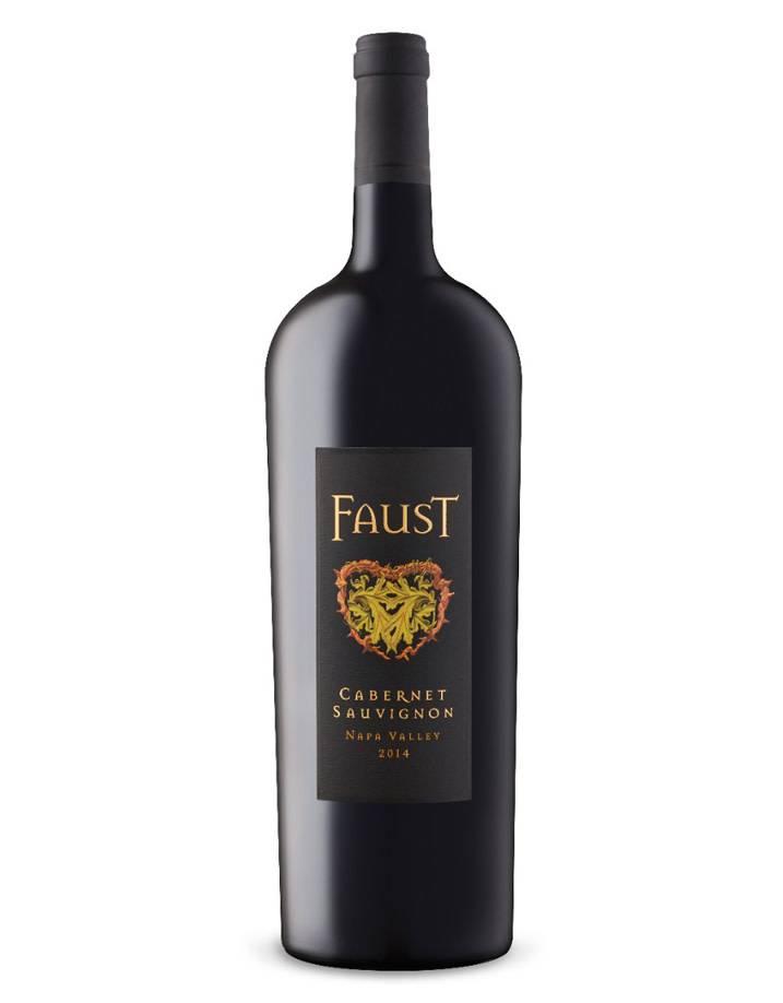 Faust Faust 2017 Cabernet Sauvignon, Napa Valley, California