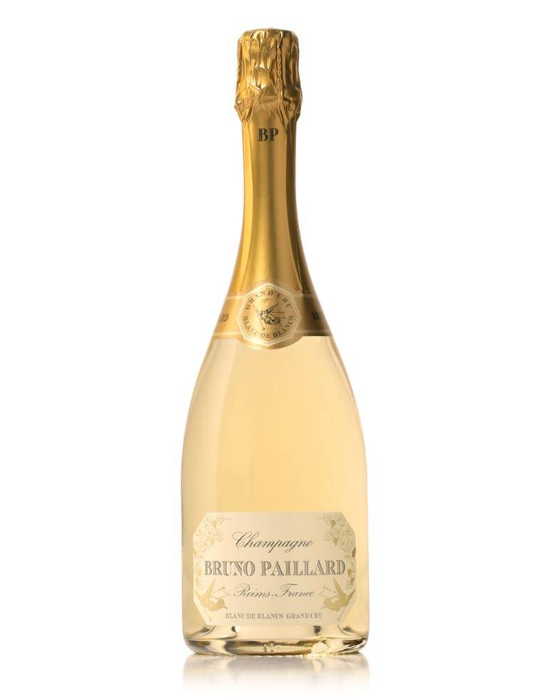 Bruno Paillard Blanc de Blancs Grand Cru Champagne, France