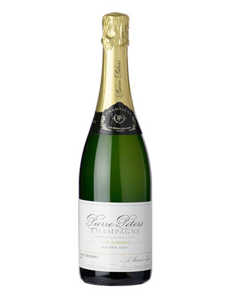 Pierre Péters 'Cuvée de Réserve' Blanc de Blancs Brut, Champagne, France