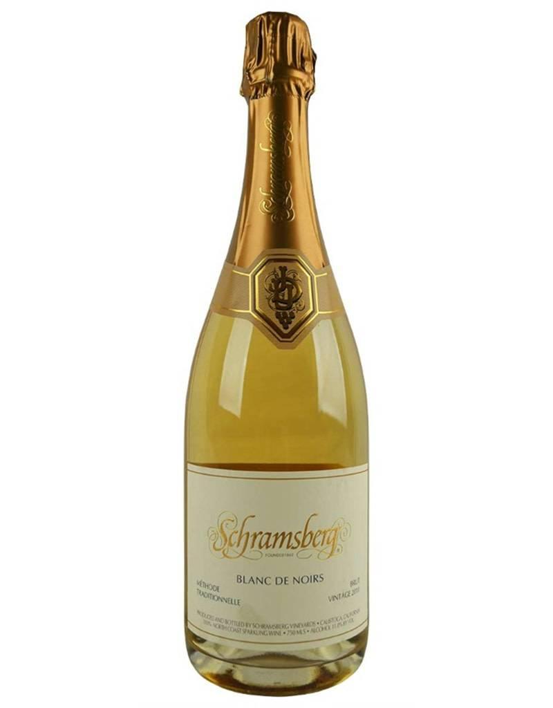 Schramsberg 2016 Blanc de Noirs Sparkling Wine, California