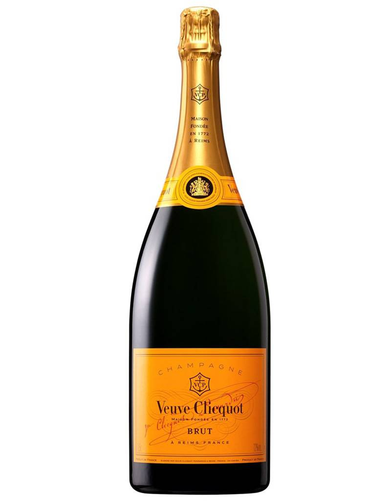 Veuve Clicquot Veuve Clicquot NV Brut Champagne, 1.5L