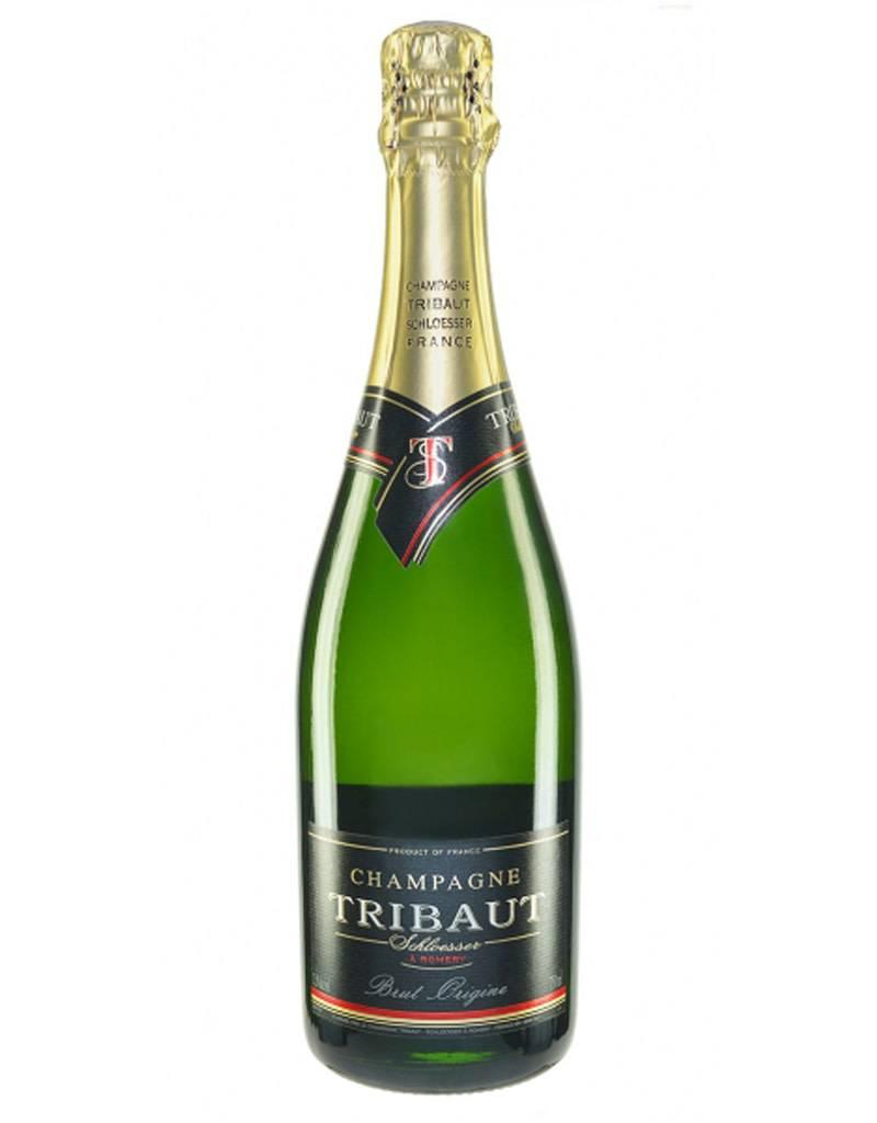 Champagne Tibaut Champagne Tribaut Brut Origine