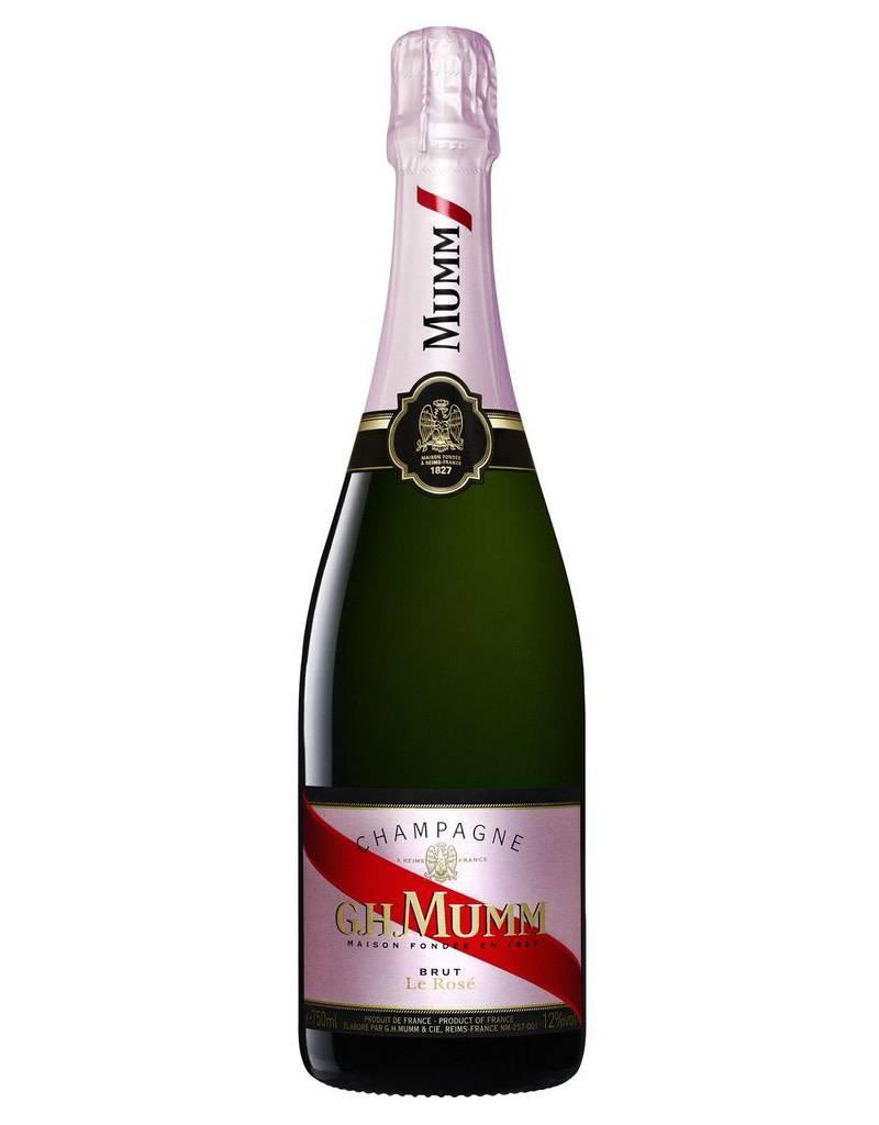 G.H. Mumm G.H. Mumm Le Brut Rose Champagne
