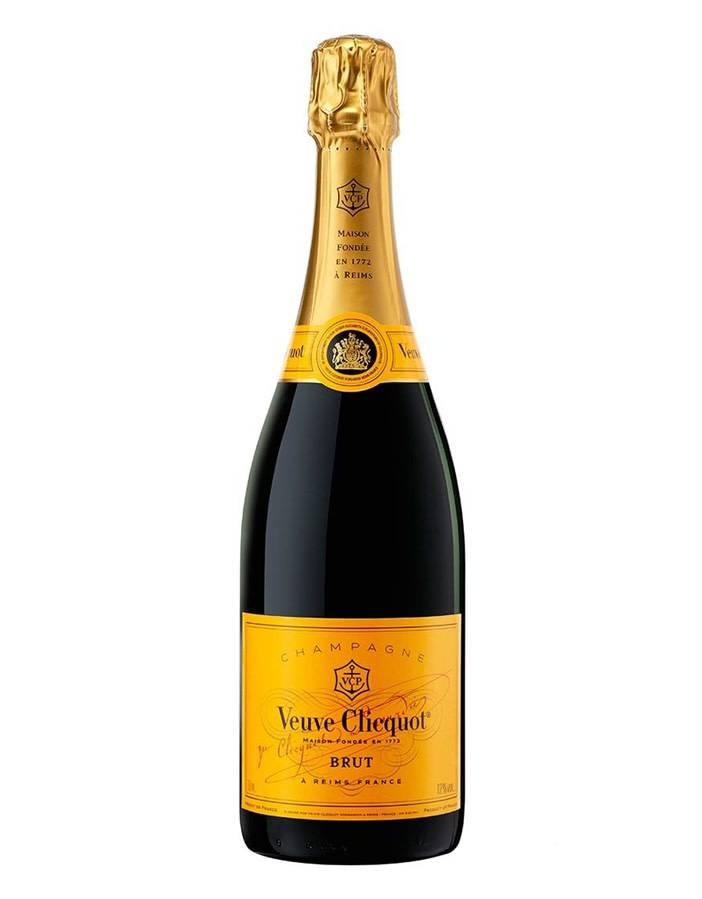 Veuve Clicquot Veuve Clicquot NV Brut Champagne, France