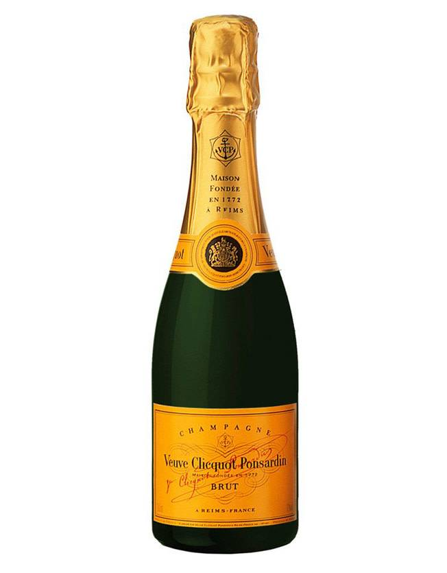 Veuve Clicquot Veuve Clicquot NV Brut Champagne, France 375mL