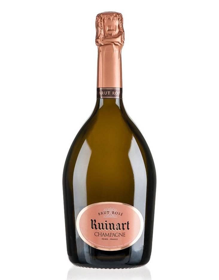 Ruinart Ruinart Champagne NV Brut Rosé, France