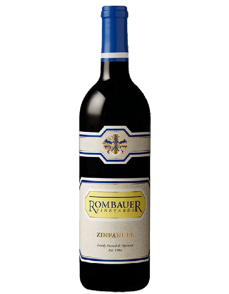 Rombauer Vineyards 2016 Zinfandel, Napa Valley