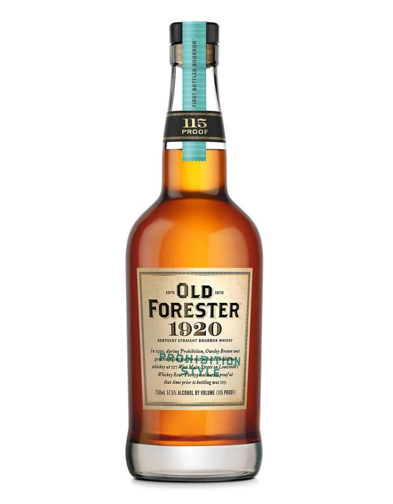 Old Forester Old Forester '1920' Prohibition Style Kentucky Bourbon