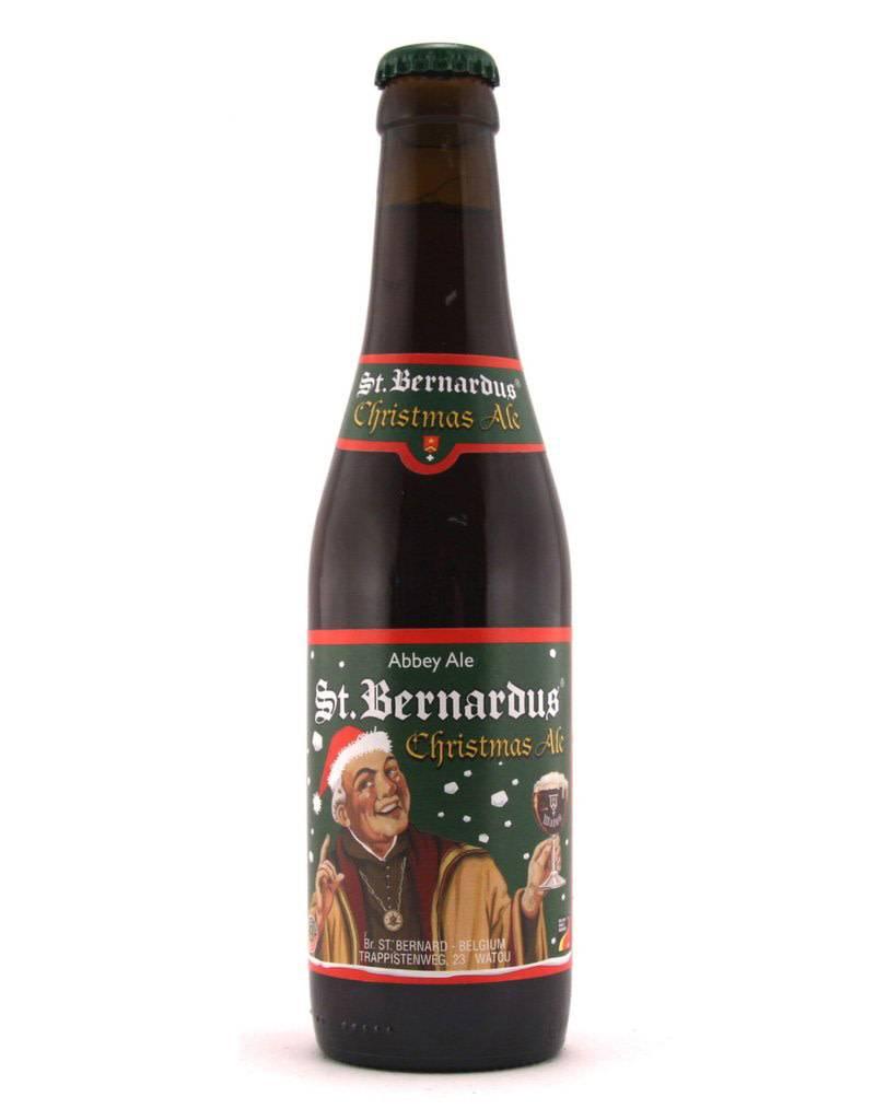 St. Bernardus Christmas Ale, Belgium