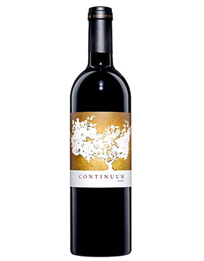 Continuum Vineyard Continuum 2015 Proprietary Red, Pritchard Hill, Napa Valley