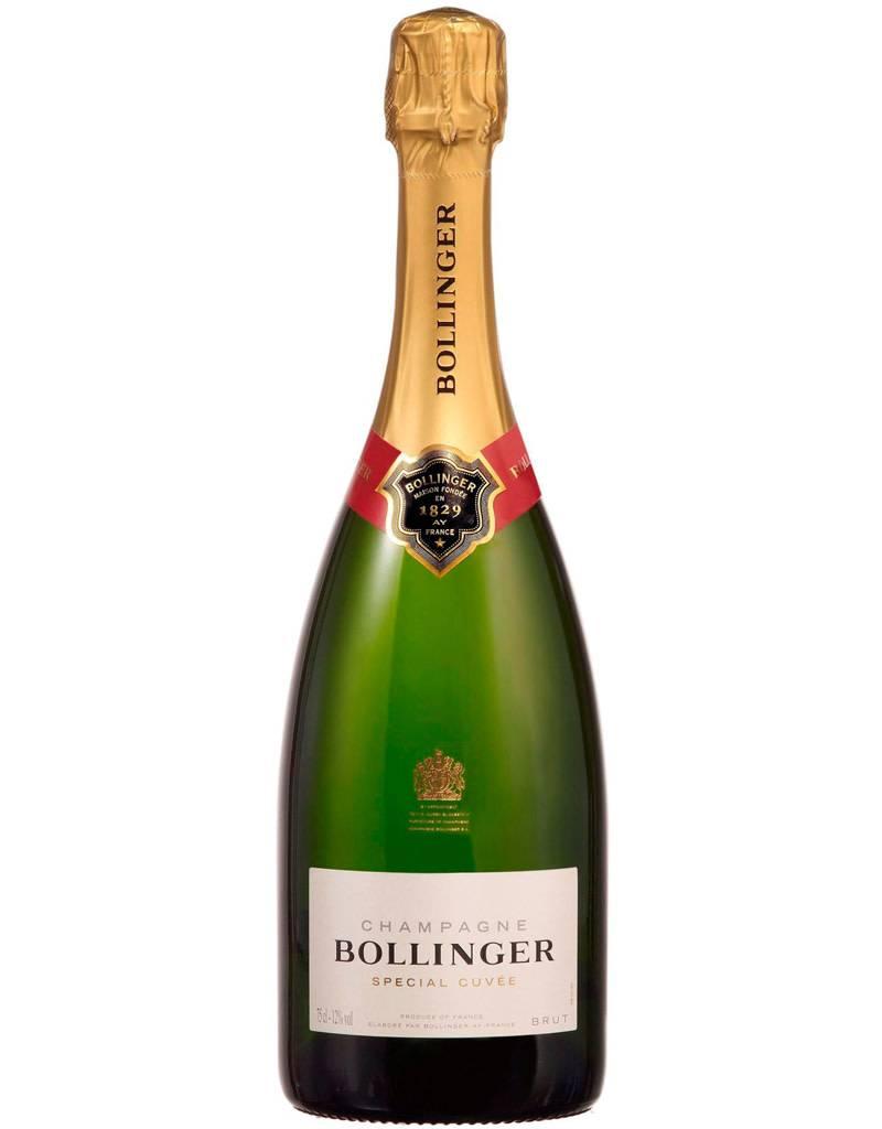 Champagne Bollinger NV Special Cuvée Brut, France