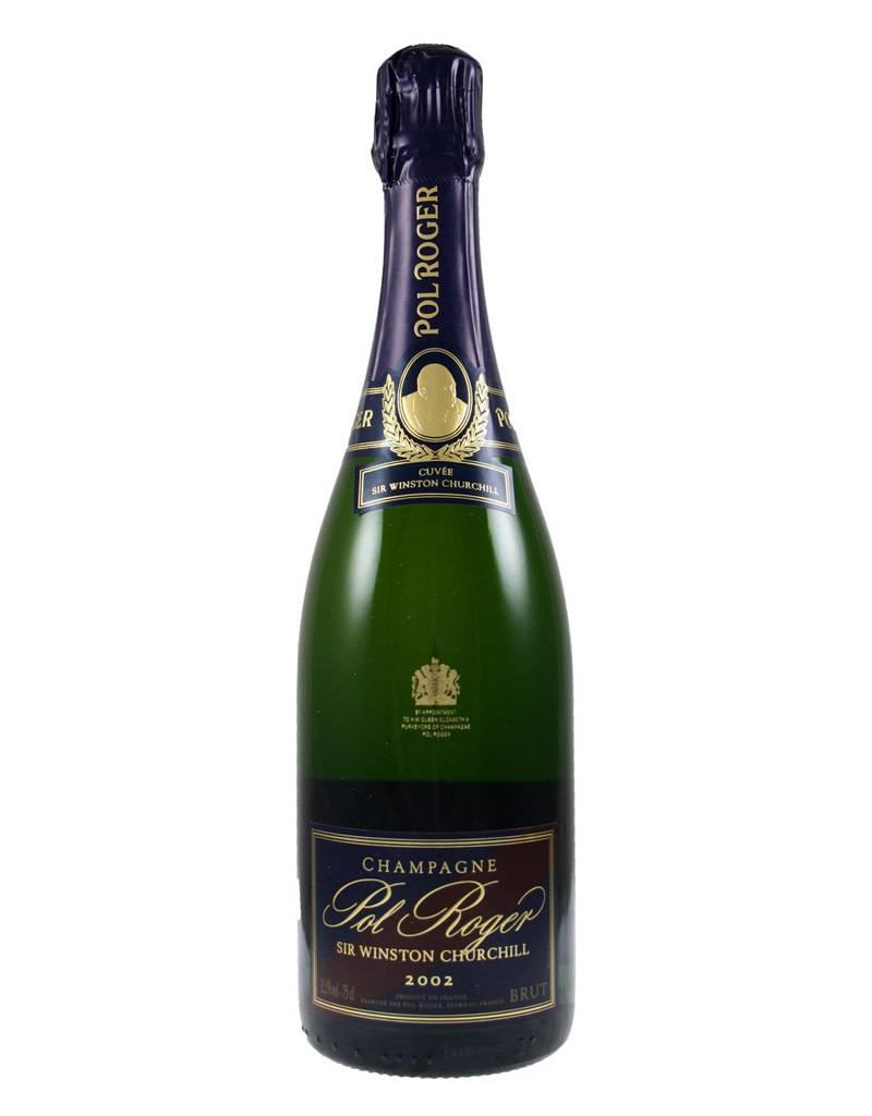 Pol Roger Champagne Pol Roger Brut 2008 Sir Winston Churchill, Epernay, France