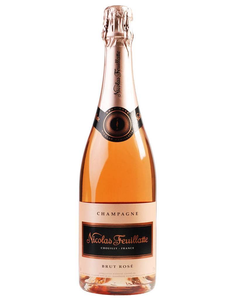 Nicolas Feuillatte Nicolas Feuillatte Brut Rosé Reserve Exclusive Champagne