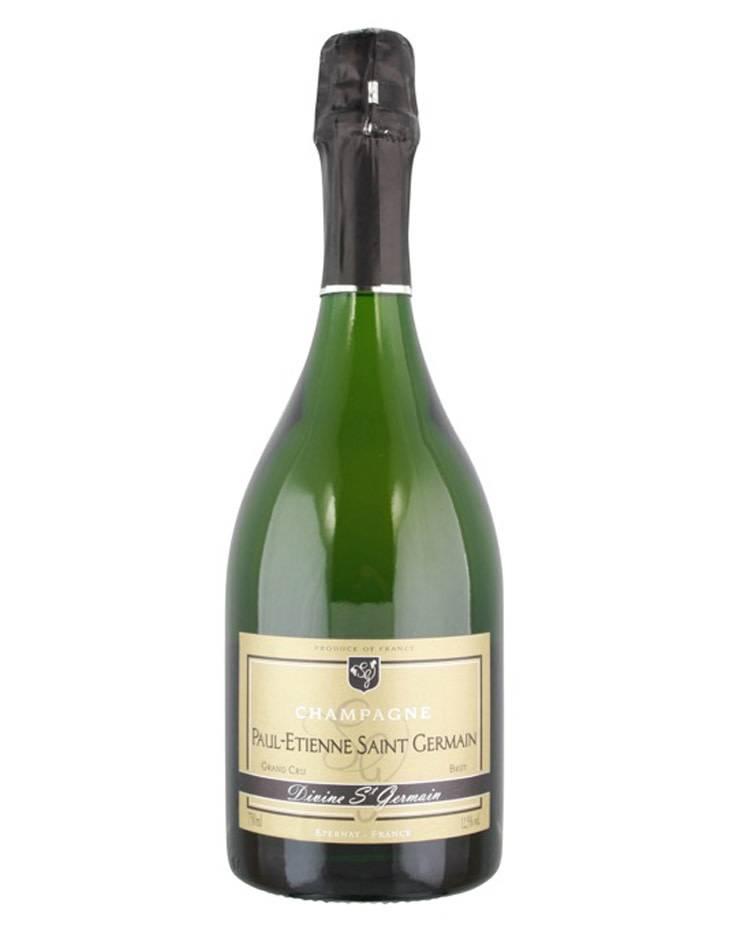 Paul EtienneSt. Germain Champagne Paul Etienne Saint Germain Divine Grand Cru Champagne